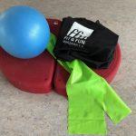 Kraft und Beweglichkeit im Alter - athletisch