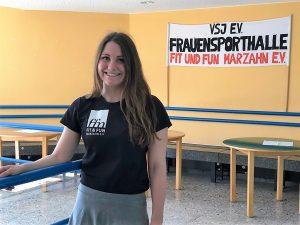 Anna Trützschler (BFD)
