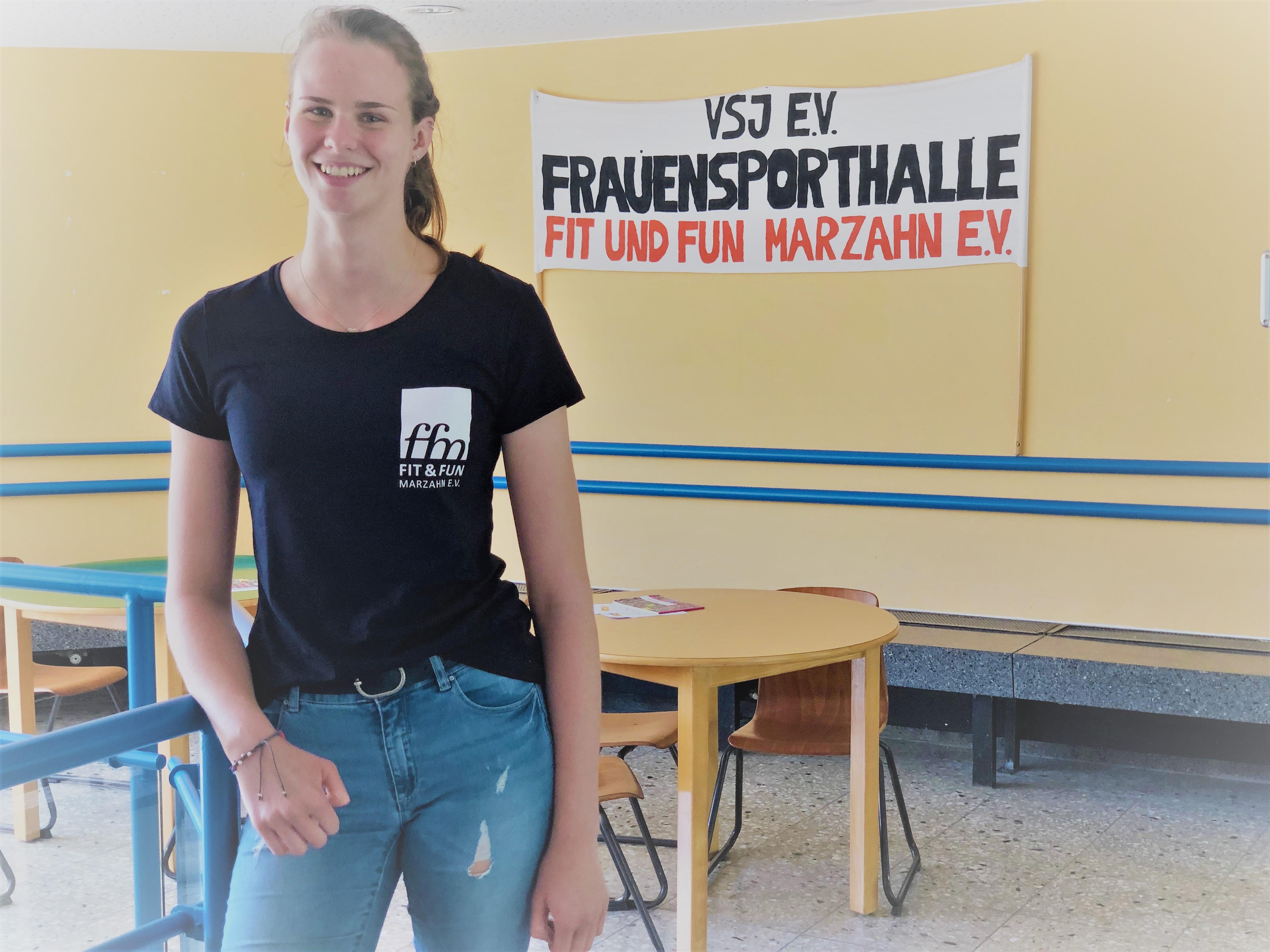 Lena Seitz (Übungsleiterin)