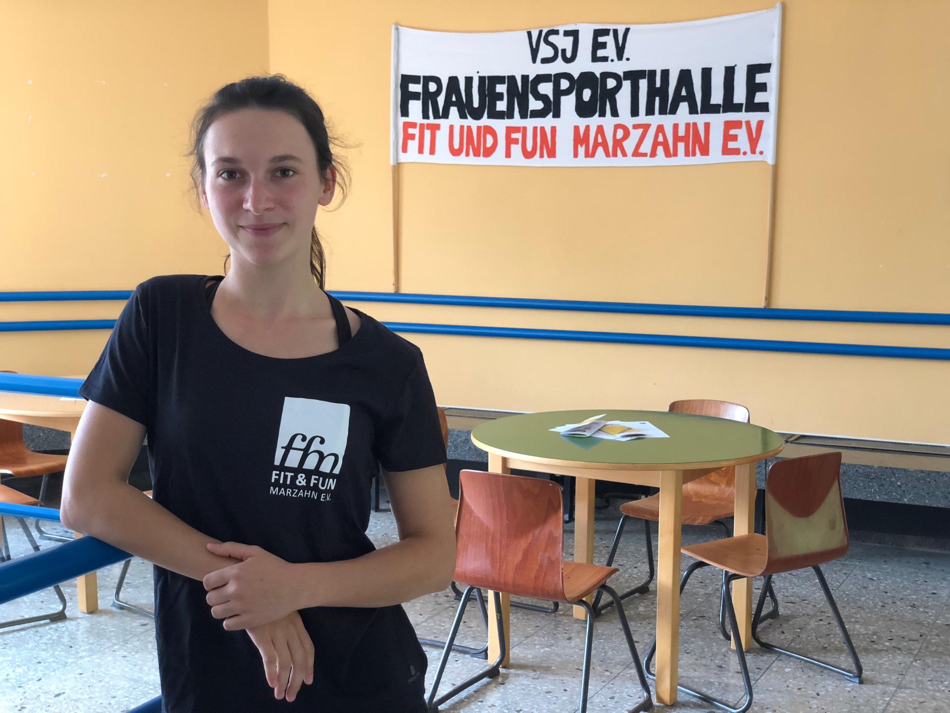 Greta Heinrich (Übungsleiterin)